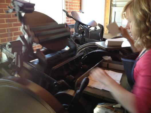 Thomas-Printers _ Kseniya Thomas _ Carlisle, Pa.