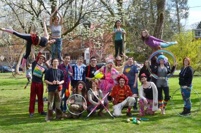 Lancaster Circus School