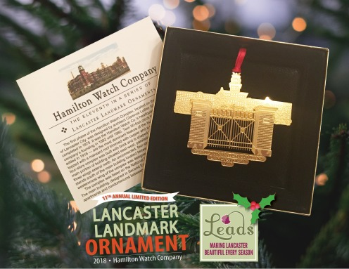 Hamilton Christmas Ornament.Welovelancaster News Events Curated For Lancastrians